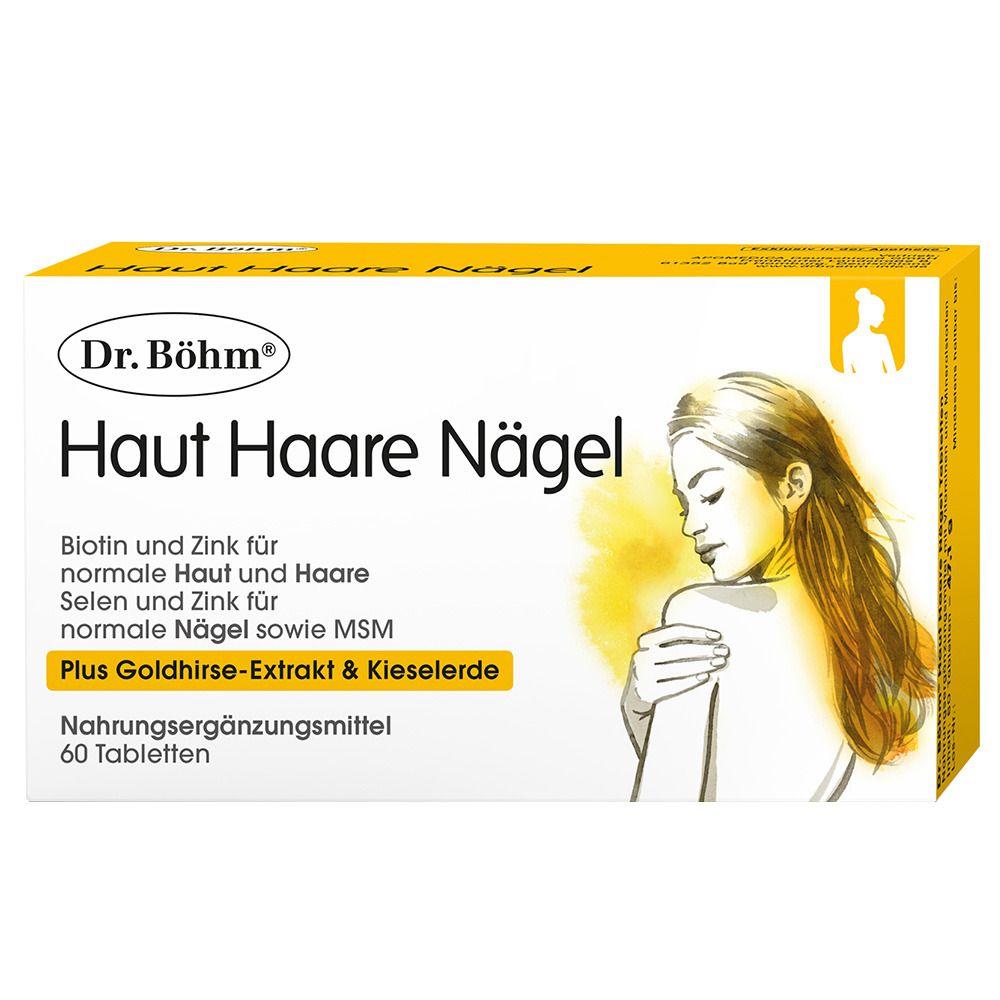 Image of Dr. Böhm® Haut Haare Nägel