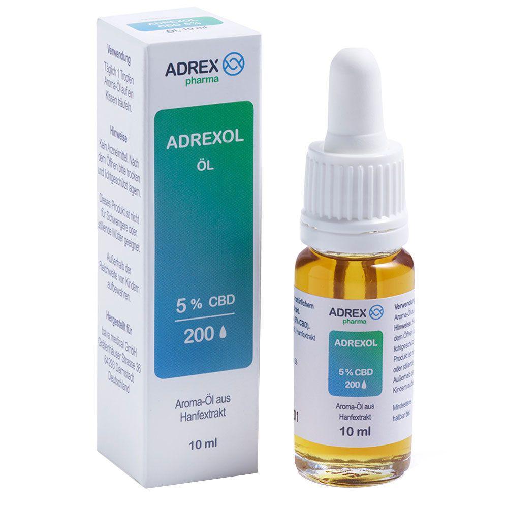 Image of ADREXOL 5 % CBD Aroma-Öl