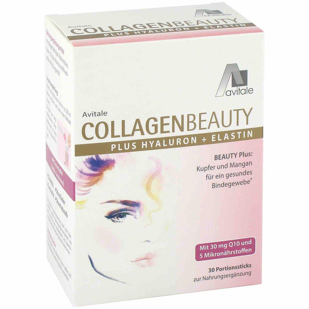 Image of Avitale Collagen Beauty plus Hyaluron + Elastin