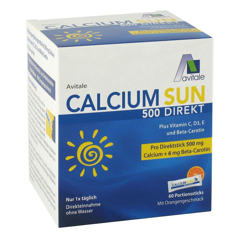 Image of Avitale Calcium Sun 500 Direkt