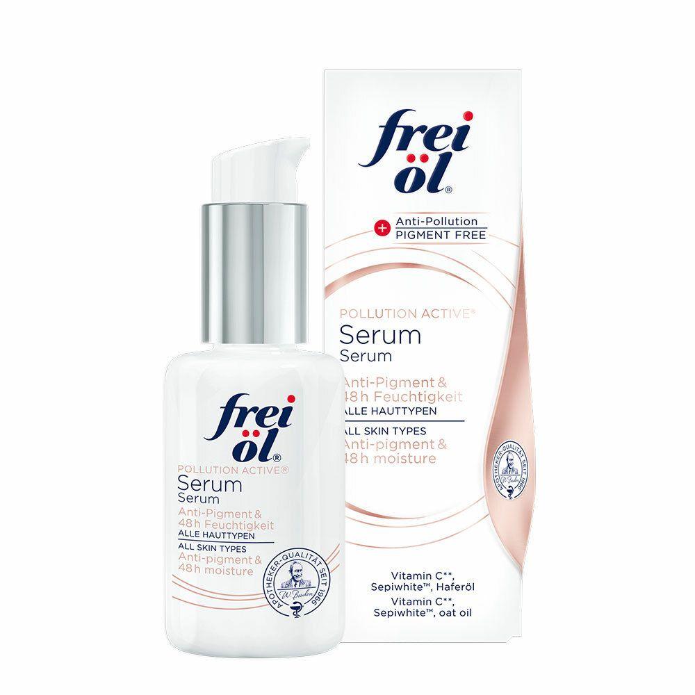 Image of frei öl® POLLUTION ACTIVE® Serum