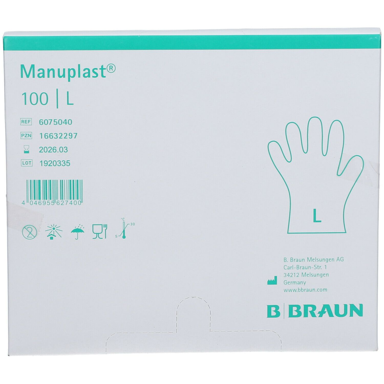 Image of Manuplast® Einmalhandschuhe Gr. L