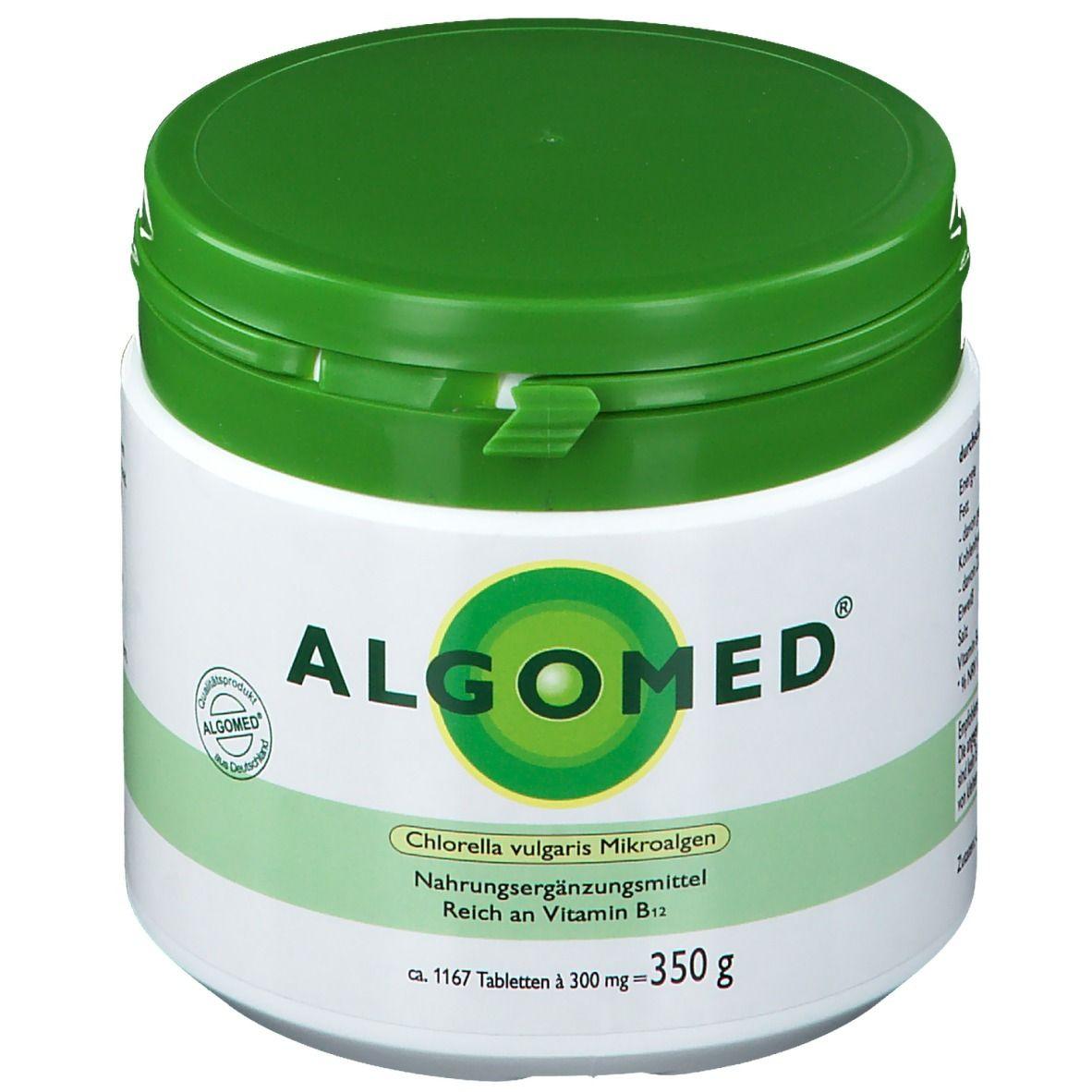 Image of ALGOMED® Chlorella Tabletten