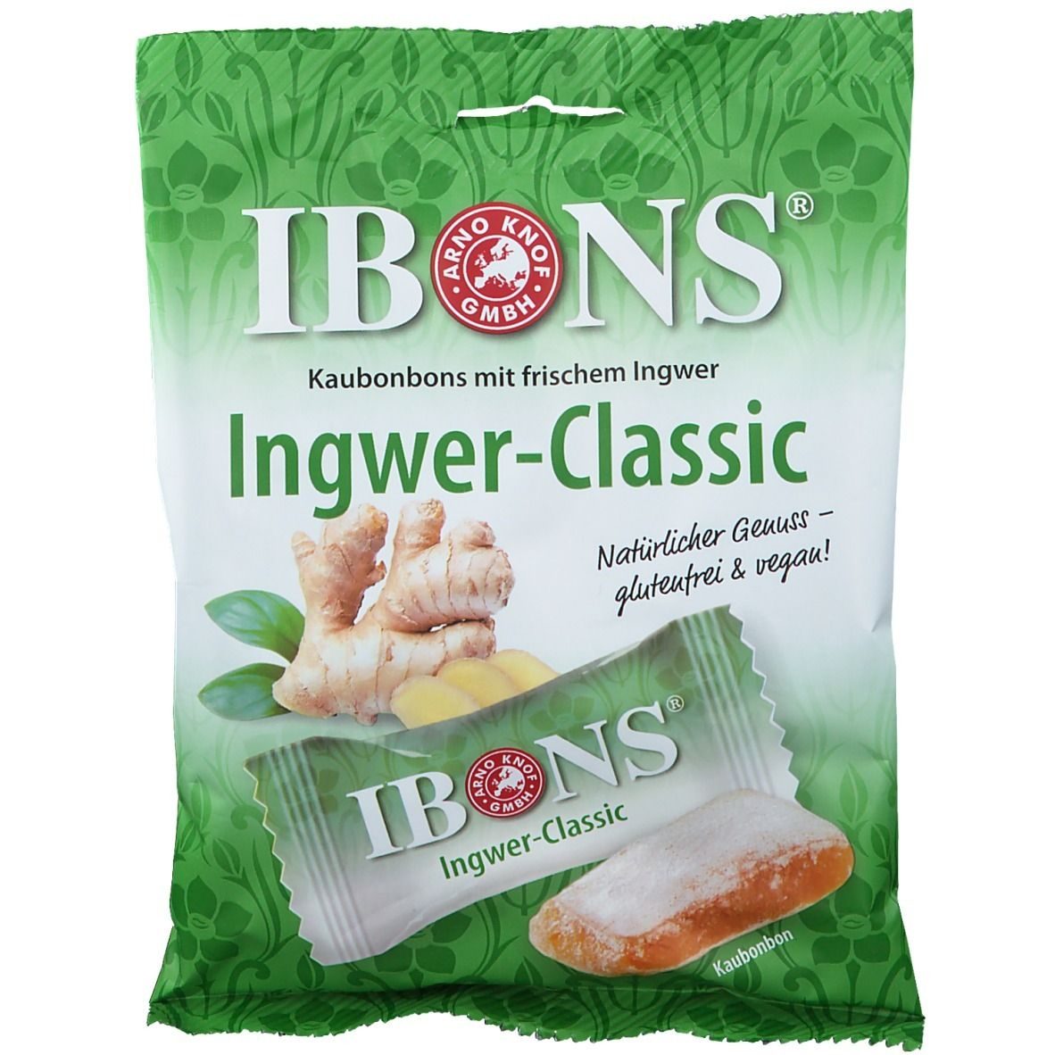 Image of IBONS® Ingwer-Classic