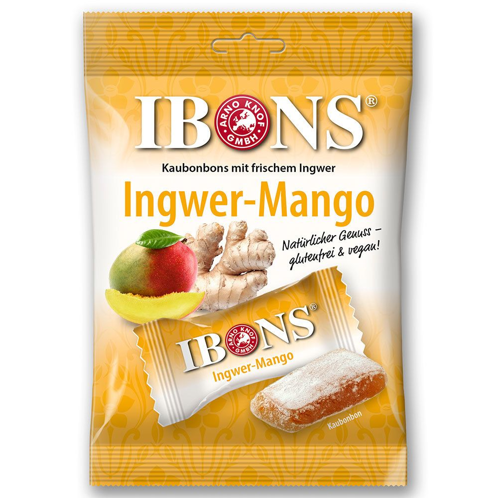 Image of IBONS® Ingwer-Mango
