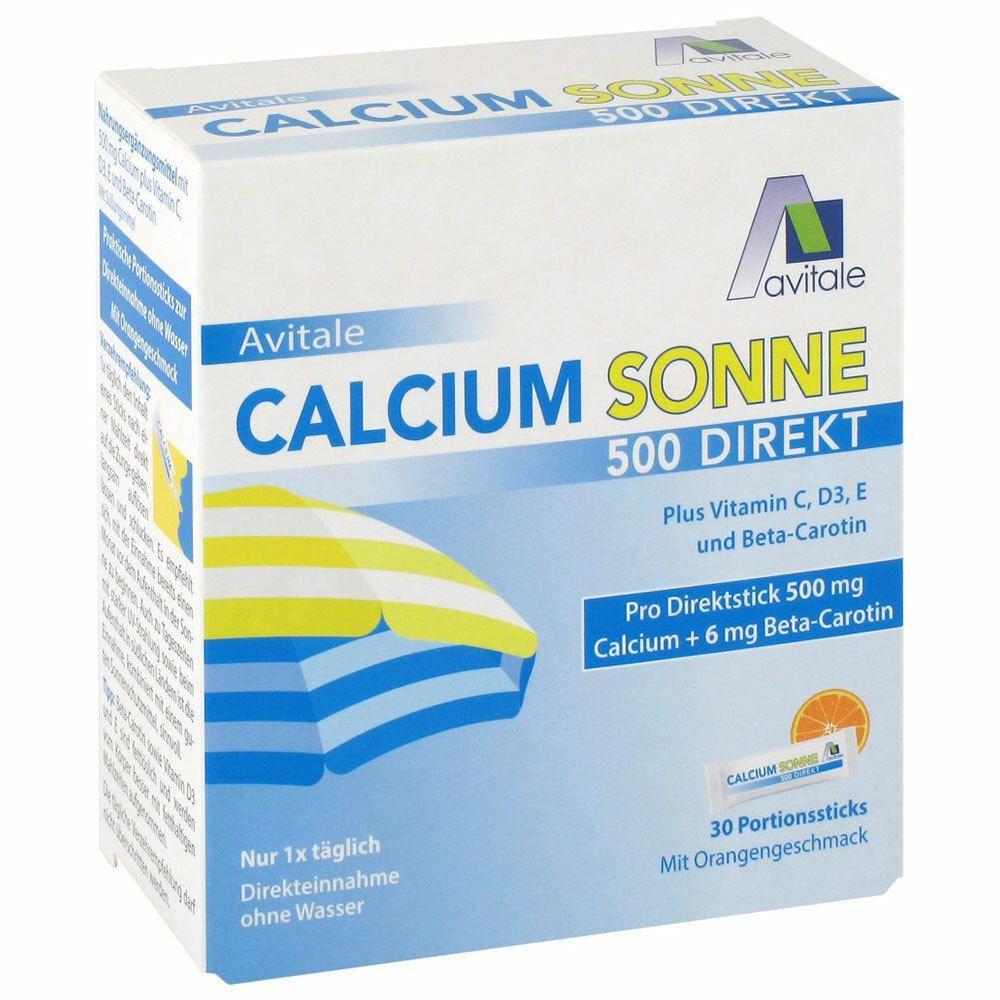 Image of CALCIUM SONNE 500 DIREKT