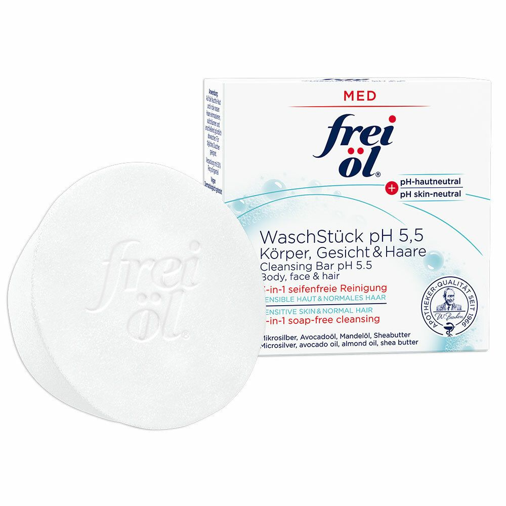 Image of frei öl® MED WaschStück pH 5,5