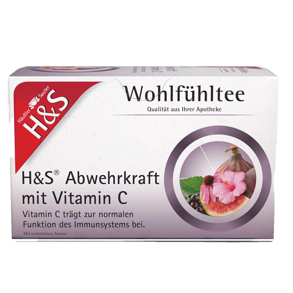 Image of H&S Abwehrkraft mit Vitamin C