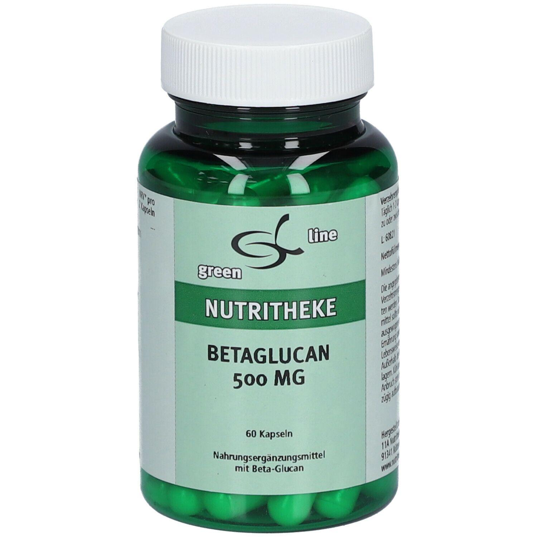 Image of green line BETAGLUCAN 500 mg
