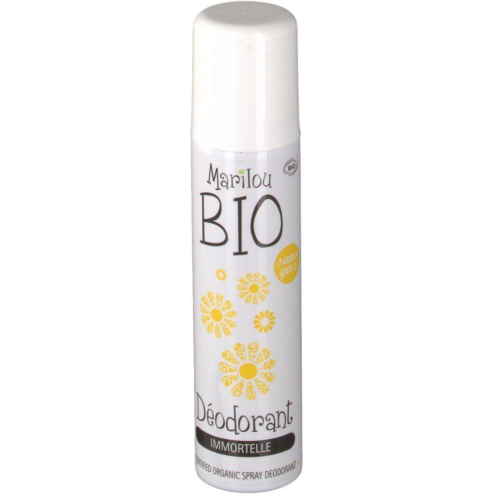 Image of Marilou Bio Deodorant mit Immortelle