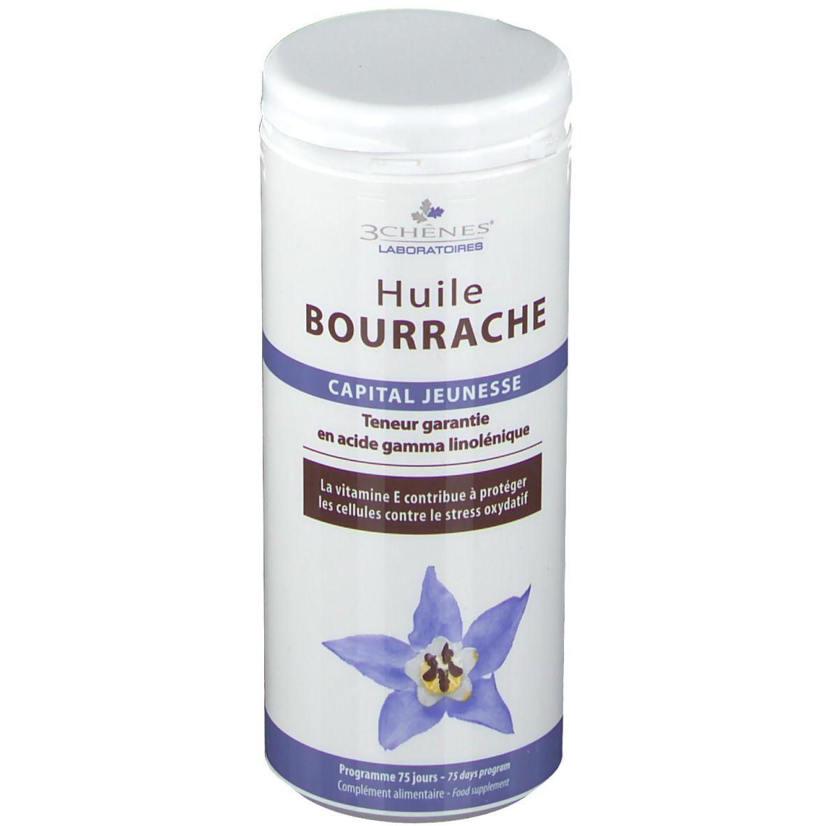 Image of 3 Chênes® Borretschöl