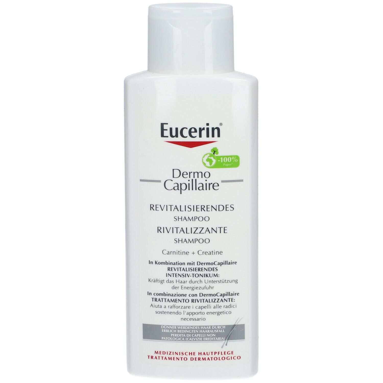 Image of Eucerin® DermoCapillaire Revitalisierendes Shampoo