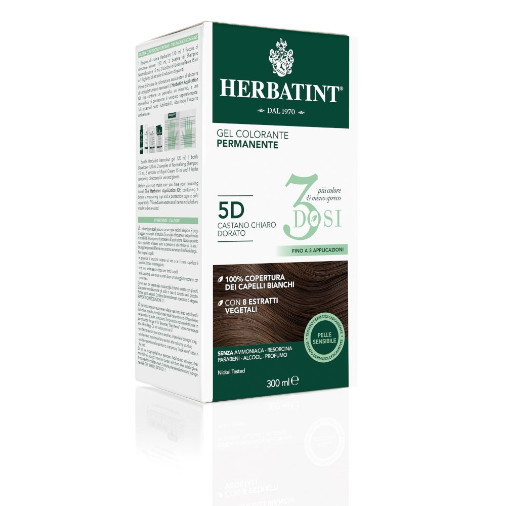 Image of HERBATINT® 3 5D Goldbraun