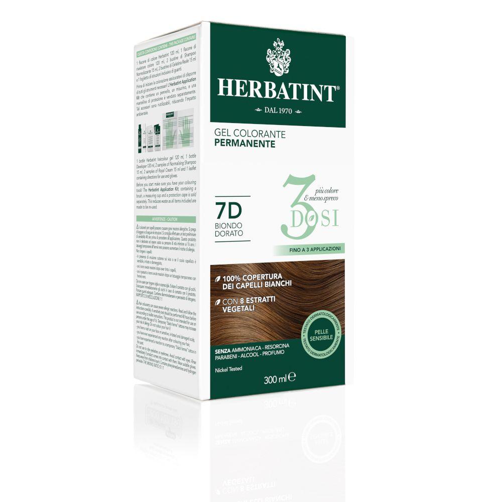Image of HERBATINT® 3 DOSI 7D Goldblond