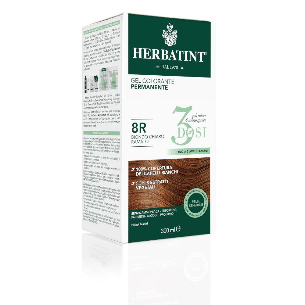 Image of HERBATINT® 3 Dosen 8R Kupfer