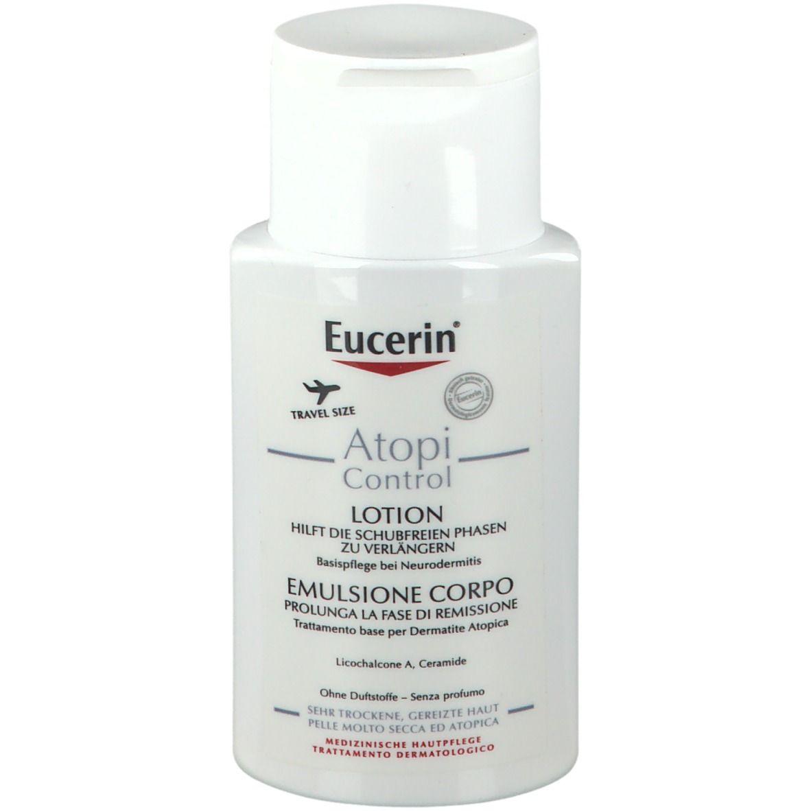 Image of Eucerin® AtopiControl Lotion 100ml Reisegröße