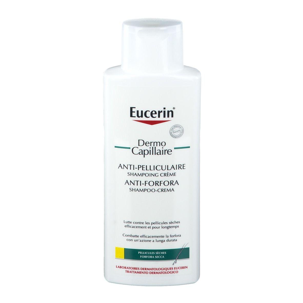 Image of Eucerin® DermoCapillaire Anti-Schuppen Shampoo