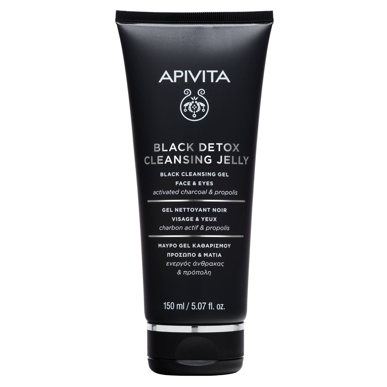 Image of APIVITA BLACK DETOX REINIGUNGSGEL
