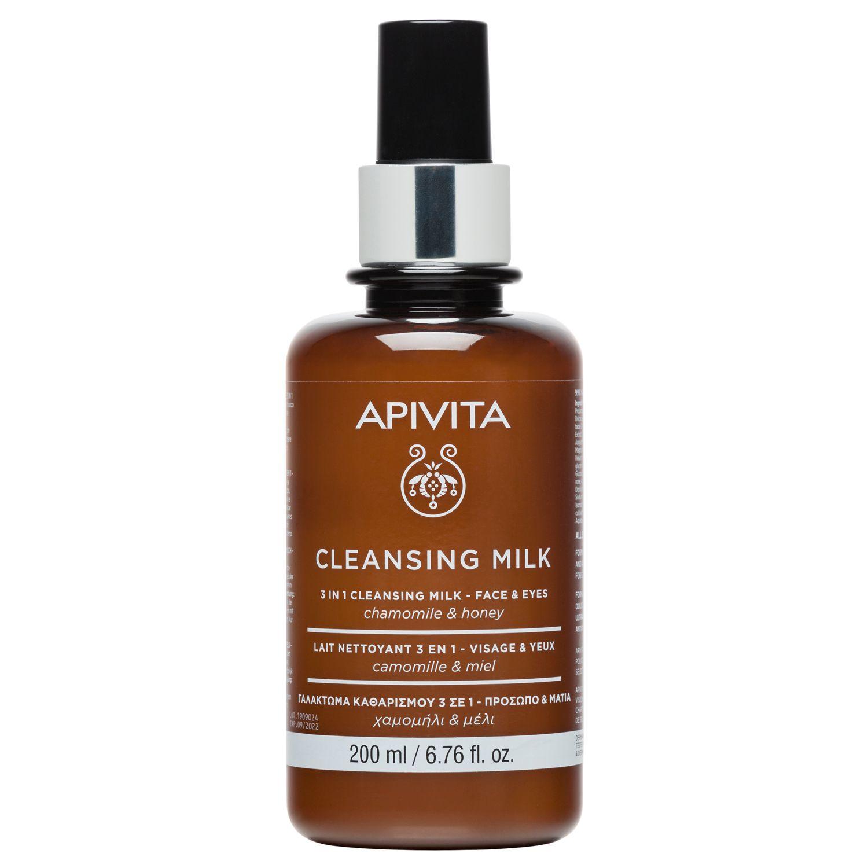 Image of APIVITA CLEANSING MILK