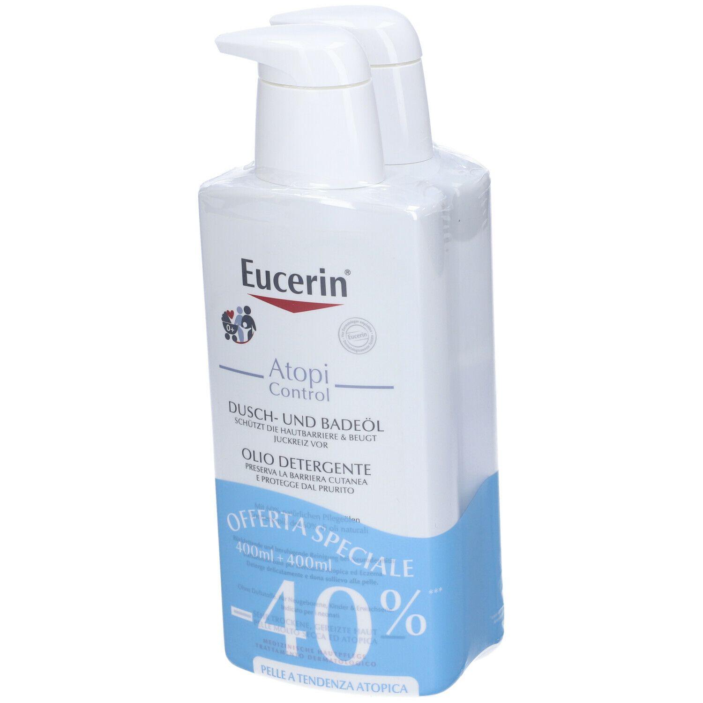 Image of Eucerin® AtopiControl Reinigungsöl 20% Omega